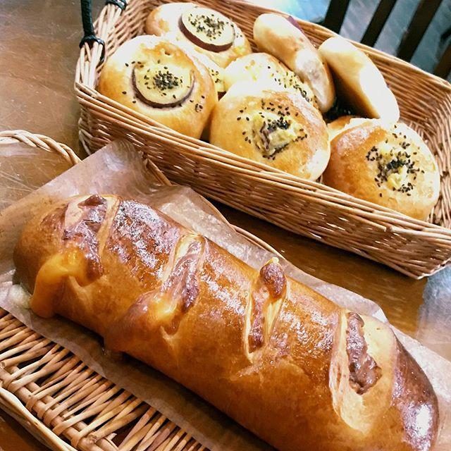 @alala__life #alalacookingclub さんのパン教室!生徒さんのパンを写真撮らせてもらいました。ふっくら美味しそうに焼けています。お昼時には反則な香り。たまらんねぇ〜#マイスタ加古川 #加古川 #寺家町#パン教室 #料理教室#あなたも先生 - Instagram投稿