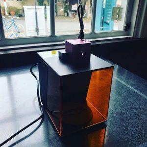 LEDレーザー彫刻機