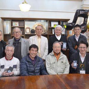 「加古川市地域包括センターひらおか」さんの見学とスマホカバー印刷体験 兵庫県加古川市